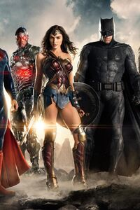 2017 Justice League 4k