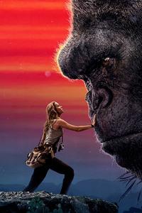 320x568 2017 Kong Skull Island 4k