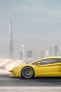 2017 Lamborghini Aventador S 5k