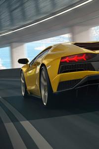 2017 Lamborghini Aventador S 8k
