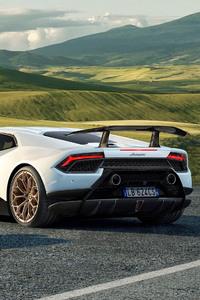 2017 Lamborghini Huracan Performante 5k