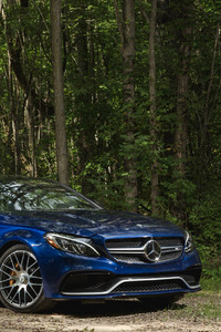 2017 Mercedes AMG C63 S Coupe