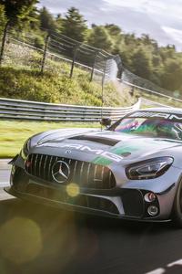 2017 Mercedes AMG GT4 C190 4k