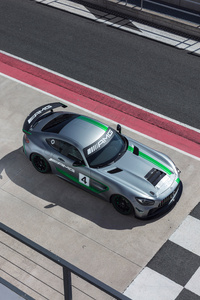 2017 Mercedes AMG GT4 C190