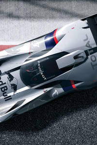 2017 Peugeot L500 R HYbrid Vision Gran Turismo 4k