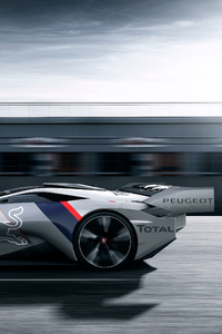 2017 Peugeot L500 R HYbrid Vision Gran Turismo