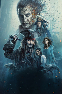 2017 Pirates of the caribbean dead men tell no tales Movie
