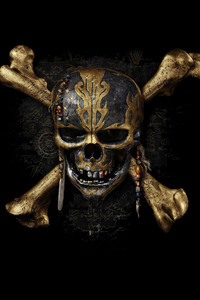 2017 Pirates of the Caribbean Dead Men Tell No Tales