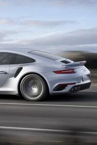 2017 Porche 911 Turbo
