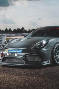240x400 2017 Porsche Cayman Gt4 Clubsport