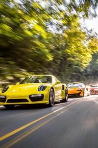 2017 Porsche Turbo 911 Turbo