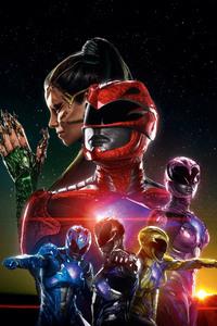 2017 Power Rangers Movie