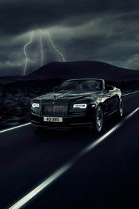 2017 Rolls Royce Dawn Black Badge