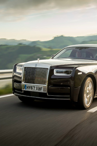 2017 Rolls Royce Phantom EWB 4k