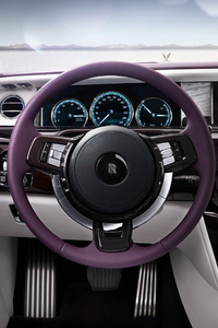 1080x1920 2017 Rolls Royce Phantom EWB Interior