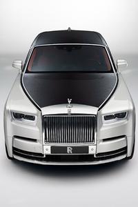 1080x1920 2017 Rolls Royce Phantom