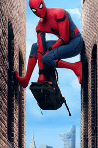 1280x2120 2017 Spiderman Homecoming