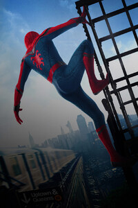 720x1280 2017 Spiderman Homecoming Movie