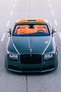 2017 Spofec Rolls Royce Dawn Overdose Front
