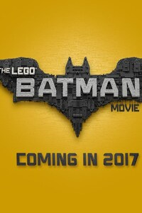 2017 The Lego Batman Movie