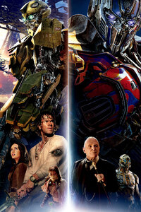 2017 Transformers The Last Knight