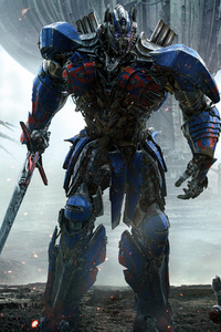 320x480 2017 Transformers The Last Knight Movie