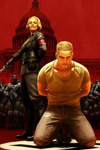 2017 Wolfenstein 2 The New Colossus 4k