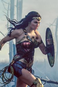 800x1280 2017 Wonder Woman 4k 5k