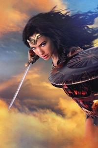 2017 Wonder Woman 8k