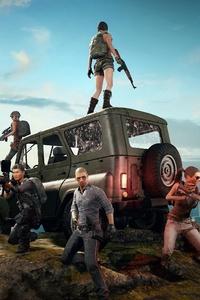 540x960 2018 4k PlayerUnknowns Battlegrounds