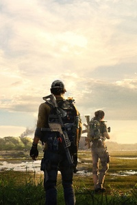 2018 4k Tom Clancys The Division 2