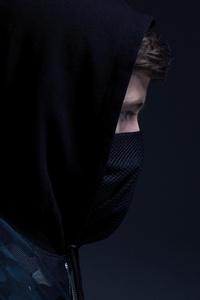 2018 Alan Walker Dark Background 5k