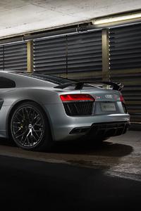 2018 Audi R8 V10 Plus Rear