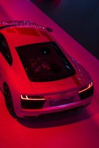 1080x2160 2018 Audi R8 V10 RWS 5k