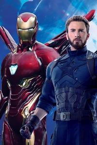 2018 Avengers Infinity War