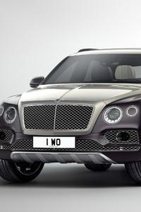 480x800 2018 Bentley Bentayga Mulliner 4k