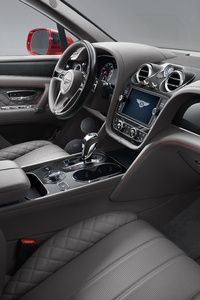 640x1136 2018 Bentley Bentayga V8 Interior