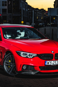 2018 BMW 430i Gran Coupe M Performance Parts