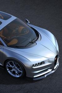 2018 Bugatti Chiron Sky View 5k