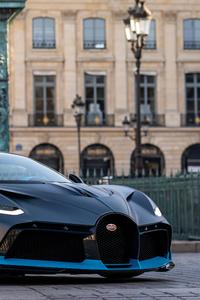 2018 Bugatti Divo Front 4k