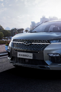 240x320 2018 Chery Exceed