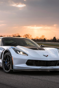 2018 Chevrole Corvette Carbon 65 Edition