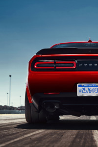 640x1136 2018 Dodge Challenger SRT