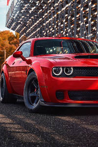 320x568 2018 Dodge Challenger SRT Demon
