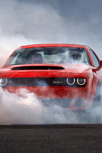 2018 Dodge Challenger SRT Demon HD
