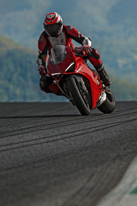 800x1280 2018 Ducati Panigale V4 4k