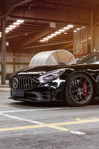 2018 Edo Competition Mercedes AMG GT R