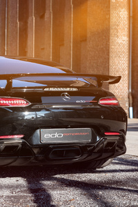 2018 Edo Competition Mercedes AMG GT R Rear
