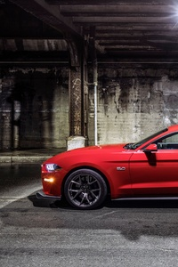 2018 Ford Mustang 5k