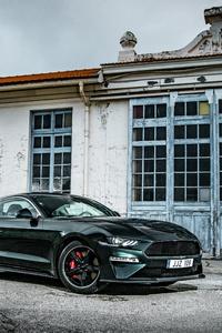 2018 Ford Mustang Bullitt 4k